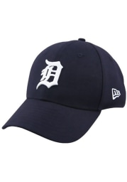 New Era Detroit Tigers Navy Blue 2018 The League Home Jr 9FORTY Youth Adjustable Hat