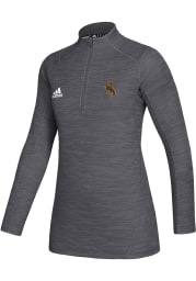 Wyoming Cowboys Womens Game Mode 1/4 Zip Pullover