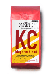 Kansas City Roasterie 12oz Kingdom Blend Beverage