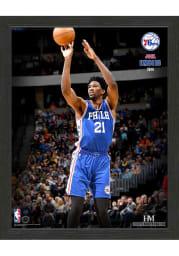 Philadelphia 76ers Rookie Photo Picture Frame