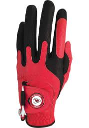 Kansas City Chiefs Red Ball Marker Performance Golf Gloves