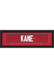 Patrick Kane Chicago Blackhawks 8x24 Signature Framed Posters