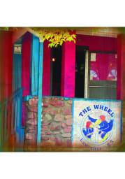 Kansas The Wheel Stone Tile Coaster