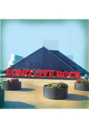 Cleveland Long Live Rock Stone Tile Coaster