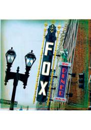 St Louis Fox Theatre Stone Tile Coaster