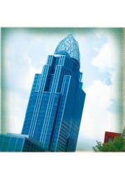 Cincinnati Great American Tower 4x4 Coaster
