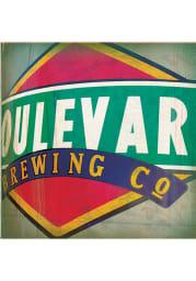 Kansas City Boulevard Brewing Co 4x4 Coaster