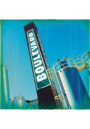 Kansas City Boulevard Brew Stack 4x4 Coaster
