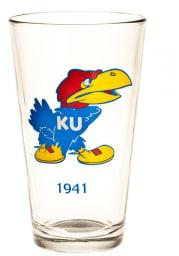 Kansas Jayhawks 16oz 1941 Pint Glass
