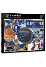 St Louis Blues Retro Puzzle