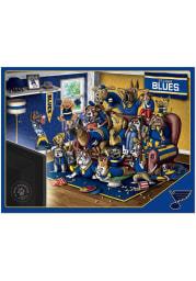 St Louis Blues 500 Piece Purebred Fans Puzzle
