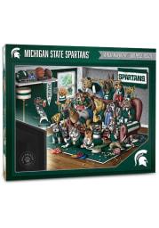 Michigan State Spartans Purebred Fans 500 Piece Puzzle