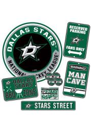 Dallas Stars Ultimate Fan Set Sign