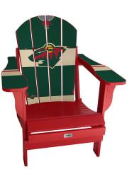 Minnesota Wild Jersey Adirondack Beach Chairs