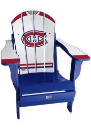 Montreal Canadiens Jersey Adirondack Beach Chairs