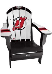 New Jersey Devils Jersey Adirondack Beach Chairs