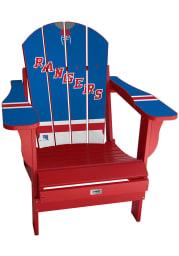 New York Rangers Jersey Adirondack Beach Chairs