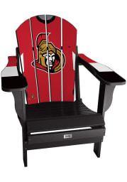 Ottawa Senators Jersey Adirondack Beach Chairs