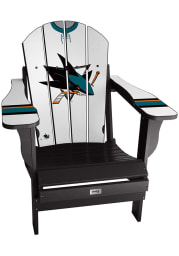 San Jose Sharks Jersey Adirondack Beach Chairs