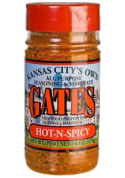 6oz Hot N Spicy BBQ Sauce
