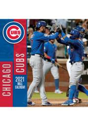 Chicago Cubs 2021 12x12 Team Wall Calendar