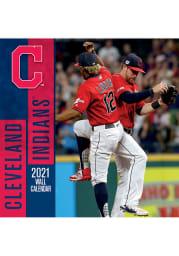 Cleveland Indians 2021 12x12 Team Wall Calendar