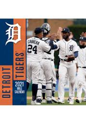 Detroit Tigers 2021 12x12 Team Wall Calendar