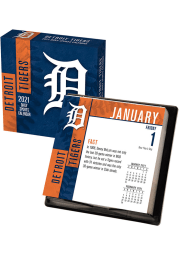 Detroit Tigers 2021 Boxed Daily Calendar
