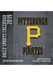 Pittsburgh Pirates 2019 Box Calendar