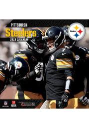 Pittsburgh Steelers 2019 Wall Calendar