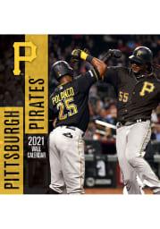 Pittsburgh Pirates 2021 12x12 Team Wall Calendar