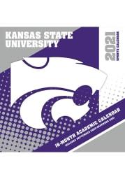 K-State Wildcats 2021 12x12 Team Wall Calendar
