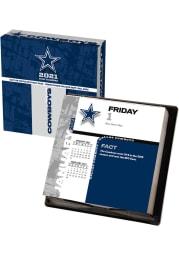Dallas Cowboys 2021 Boxed Daily Calendar