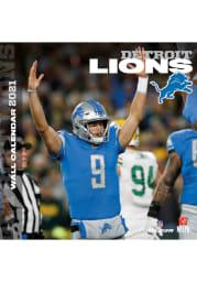 Detroit Lions 2021 12x12 Team Wall Calendar