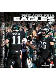 Philadelphia Eagles 2021 12x12 Team Wall Calendar