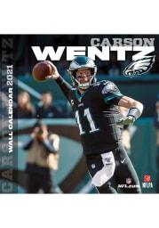 Philadelphia Eagles 2021 12x12 Player Wall Calendar