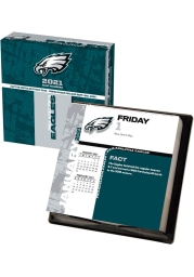 Philadelphia Eagles 2021 Boxed Daily Calendar