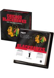 Chicago Blackhawks 2021 Boxed Daily Calendar