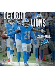 Detroit Lions 2020 12X12 Team Wall Calendar