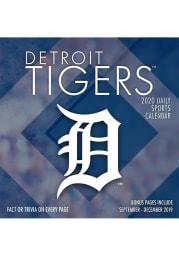 Detroit Tigers 2020 Box Calendar