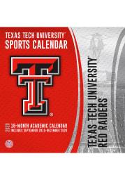 Texas Tech Red Raiders 2020 12X12 Team Wall Calendar