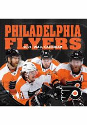 Philadelphia Flyers 2021 12x12 Team Wall Calendar