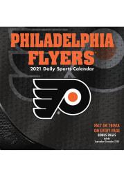 Philadelphia Flyers 2021 Boxed Daily Calendar
