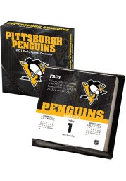 Pittsburgh Penguins 2021 Boxed Daily Calendar
