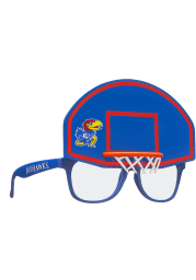 Kansas Jayhawks Novelty Mens Sunglasses