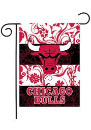 Chicago Bulls 13 X 18 Garden Flag
