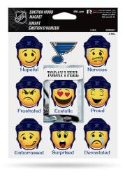 St Louis Blues Emotion Mood Magnet