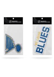 St Louis Blues 2pk Magnet