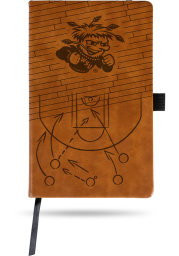 Wichita State Shockers Laser Engraved Small Notepad