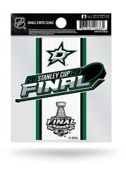 Dallas Stars 2020 Stanley Cup Final Participant Logo Auto Static Cling
